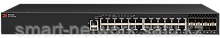 Коммутатор switch PoE24 -port 1 GbE
