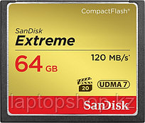 CompactFlash Card SanDisk Extreme 64 GB