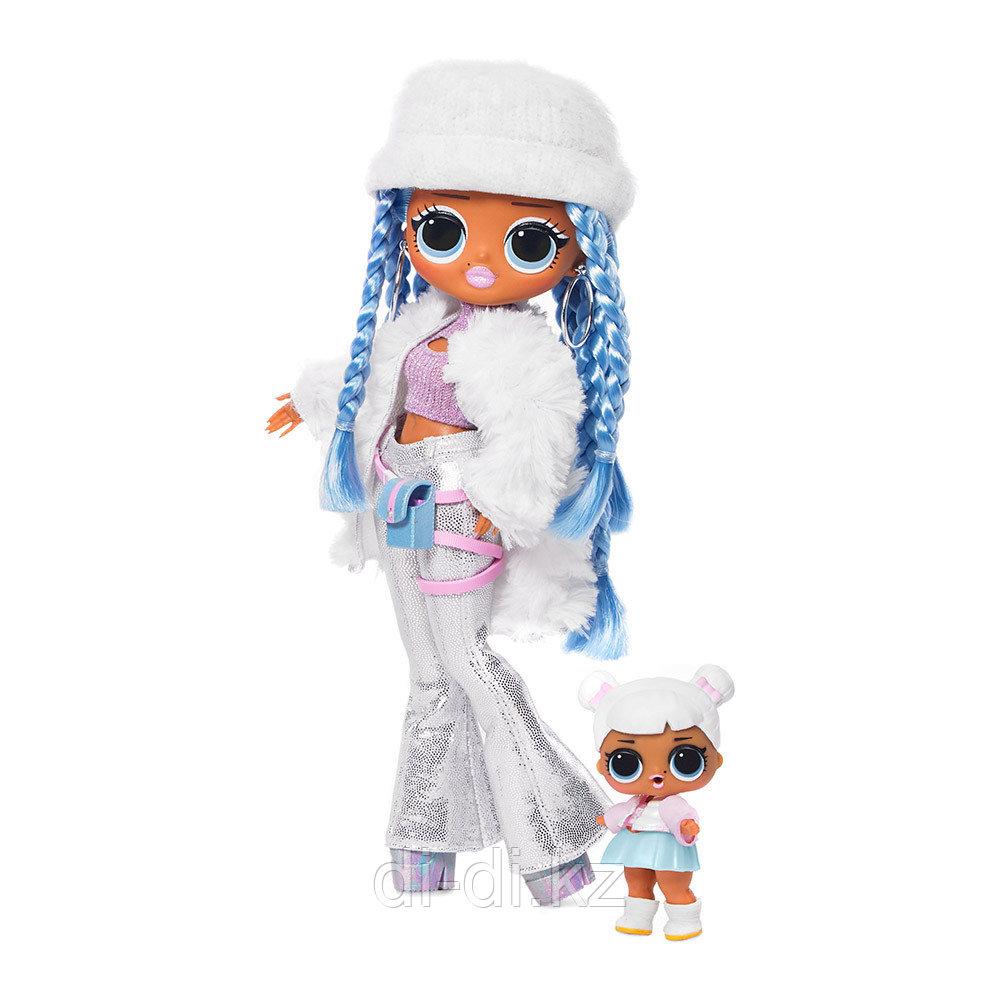 LOL OMG, L.O.L. Surprise O.M.G. Winter Disco Snowlicious & Sister Кукла Снежная и ее сестра