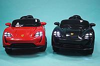 Детский электромобиль Porsche Spyder Plus