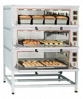 Подовый пекарский шкаф ЭШП-3