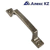 Ручка дверная-скоба РС-100-4 полимер бронза