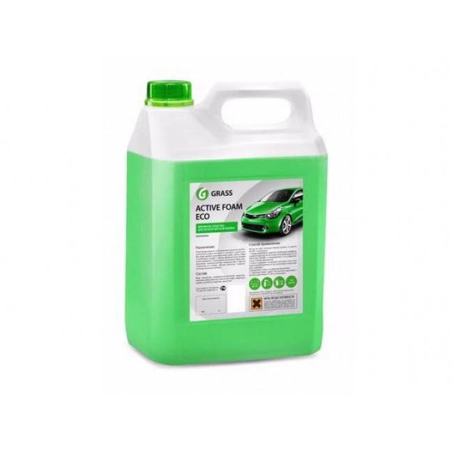"""Автошампунь для ручной мойки автомобиля GraSS  """"Active Foam Eco"""""""