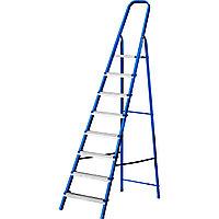Лестница-стремянка стальная, 8 ступеней, 162 см, MIRAX, фото 1