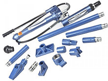 Гидравлическая растяжка STELS 4 т 16 предметов металлический кейс