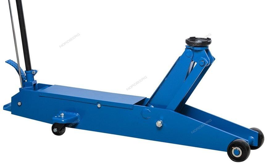 NORDBERG ДОМКРАТ N3210n подкатной 10 тонн 150-550мм.