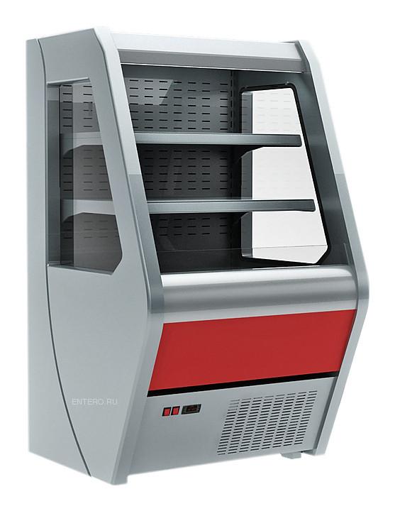 Горка холодильная Carboma F 13-07 VM 0,7-2 (1260/700 ВХСп-0,7)