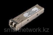 Оптический модуль 1000Base-SX SFP (до 550м), многомодовый кабель, разъем LC