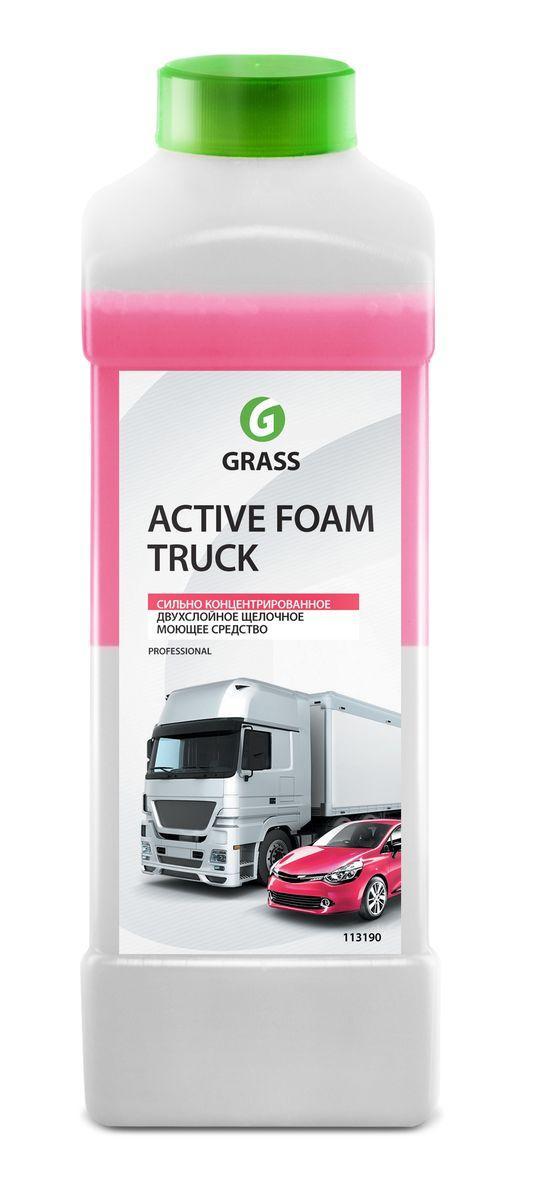 """Автошампунь для ручной мойки автомобиля GraSS """"Active Foam Truck"""""""