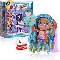 """Hairdorables. Кукла-загадка """"Яркие вечеринки"""""""