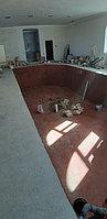 Скиммерный бассейн. Размер = 11,5 х 4,5 х 1,5-2,0 м. Адрес: г. Алматы, ул. Жамакаева. 38
