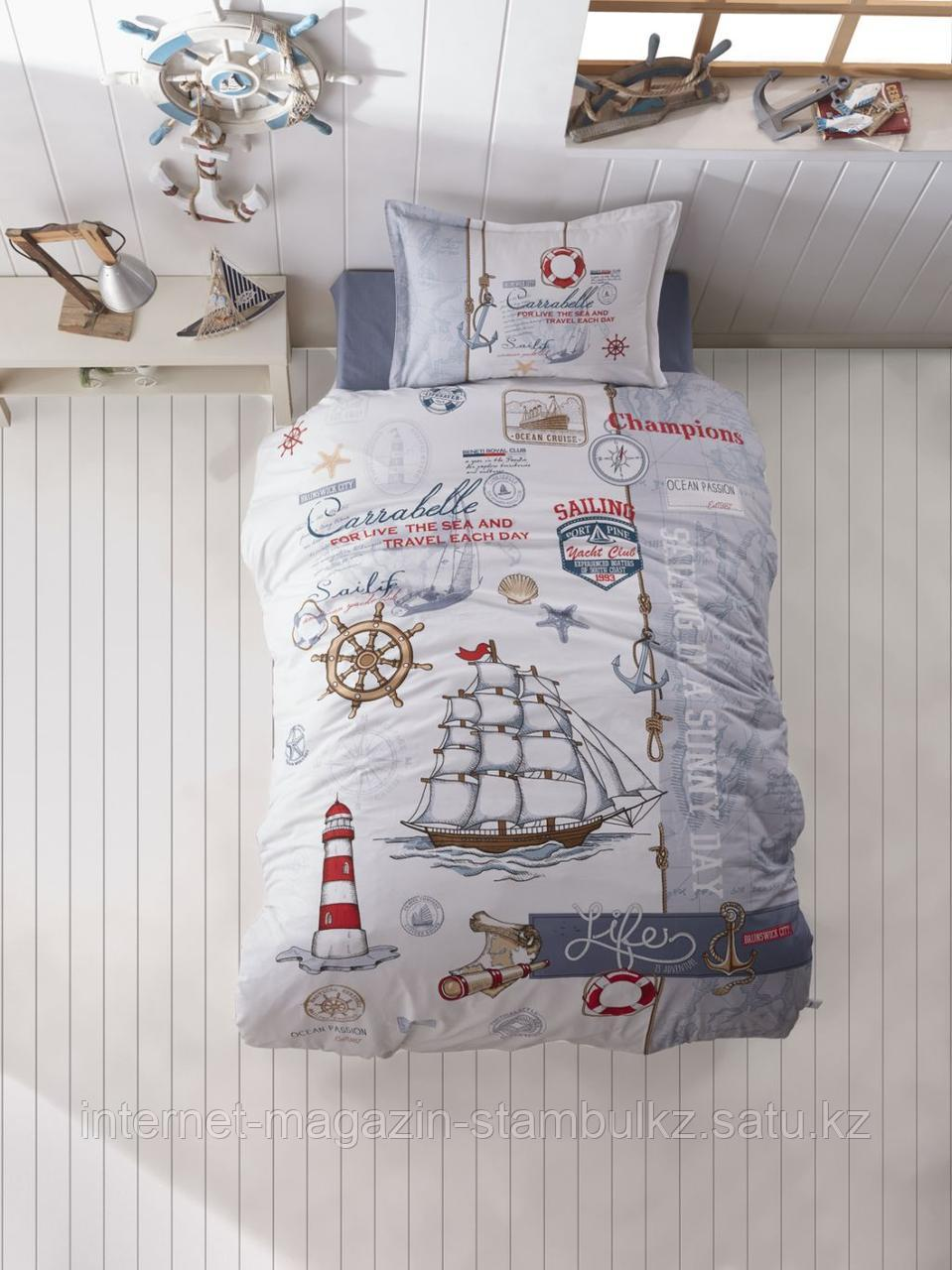 Комплект подрасткового постельного белья