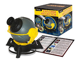 Домашний планетарий Мир Космоса и Океана проектор National Geographic