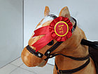 Музыкальная лошадка-качалка для детей, фото 4