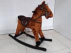 Лошадка-качалка для детей с мелодиями. Рассрочка. Kaspi RED., фото 4