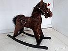 Детская лошадка-качалка с мелодиями. Рассрочка. Kaspi RED., фото 2