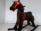 Детская лошадка-качалка с мелодиями. Рассрочка. Kaspi RED., фото 4