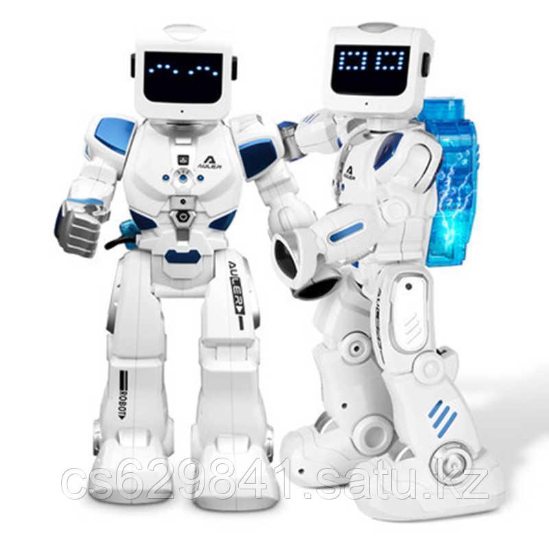 Гидроэлектрический робот на радиоуправлении