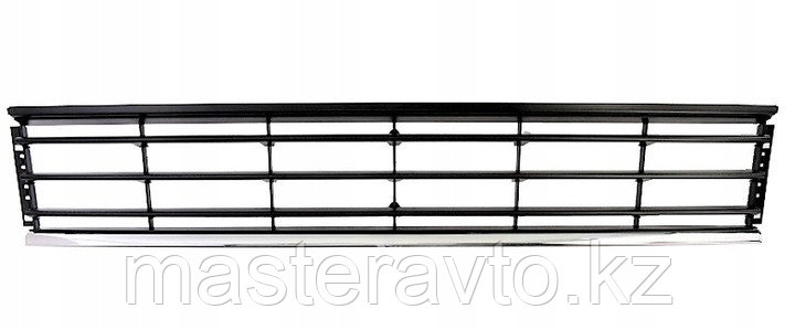 Решетка в бампер центр Comfortline VW Passat B7 10-NEW