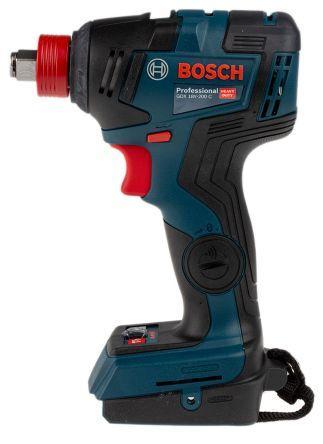 Ударный гайковерт, Bosch аккумуляторный, GDX 18V-200 C Professional, ( 2 акб 4.0 а*ч, зарядное устройство)