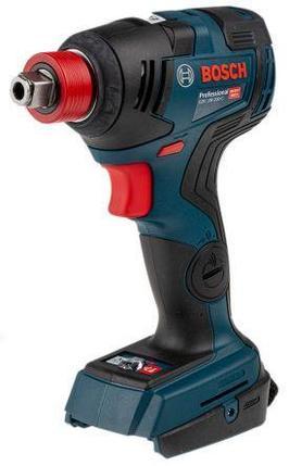 Ударный гайковерт, Bosch аккумуляторный, GDX 18V-200 C Professional, ( 2 акб 4.0 а*ч, зарядное устройство), фото 2