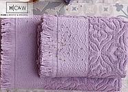Набор жаккардовых полотенец, фото 3