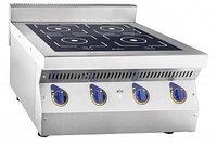 Четырехконфорочная индукционная плита КИП-47Н