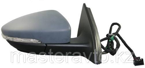 Зеркало RH поворот,6 контактов VW PASSAT B7 10-14 NEW