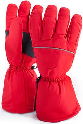 Для надежной фиксации на запястьях термоперчатки снабжены резиновыми манжетами (нажмите на изображение, чтобы увеличить)
