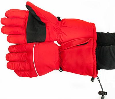 Перчатки не только дарят тепло, но и очень стильно выглядят