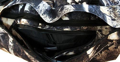В карман можно положить принадлежности, которые желательно хранить в тепле (нажмите на изображение, чтобы увеличить)