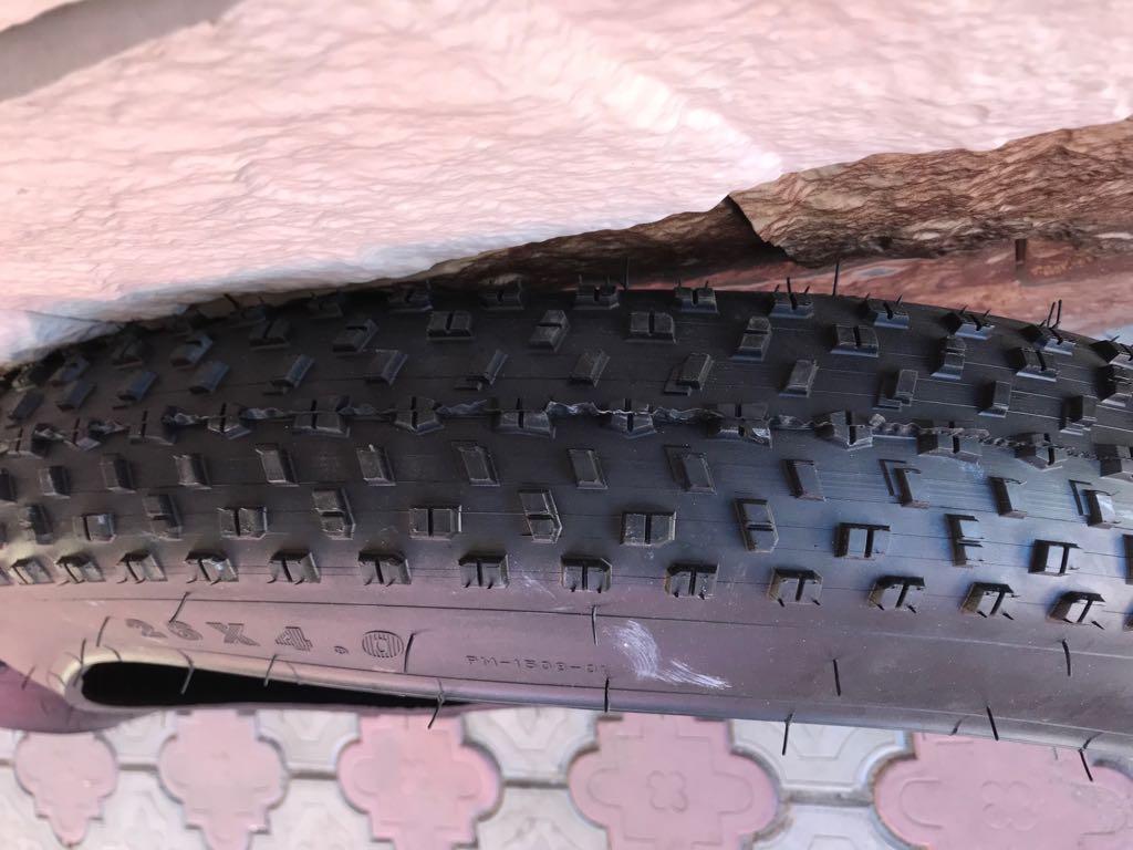 """Велосипедные покрышки  на Fat bike  20*4 """""""