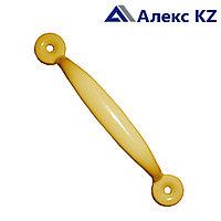 Ручка дверная-скоба РС-68 полимер бронза