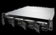 """QNAP TVS-872XU-RP-i3-4G Сетевой RAID-накопитель, 8 отсеков 3,5""""/2,5"""", 2 порта 10 GbE SFP+, стоечное исполнение"""