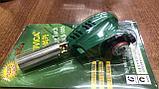 Горелка на газовый балон зеленая № 1005, фото 2
