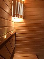 "Финская сауна в квартире. Размер = 2,0 х 1,6 х 2,1 м. Адрес: г. Алматы, ж.к. ""БАЙСАЛ"" 9"