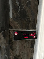 "Финская сауна в квартире. Размер = 2,0 х 1,6 х 2,1 м. Адрес: г. Алматы, ж.к. ""БАЙСАЛ"" 16"