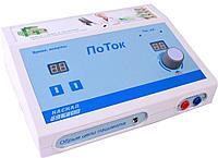 Аппарат для гальванизации и электрофореза Поток комплектация - Косметолог, фото 1