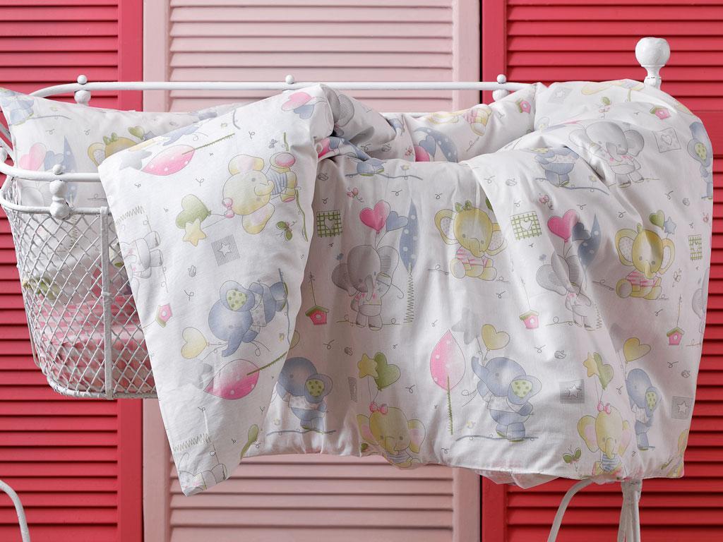 Постельное детское белье для новорожденных