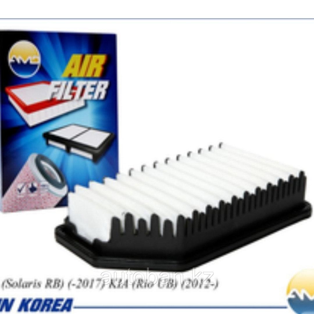 Воздушный фильтр Hyundai Accent, Solaris