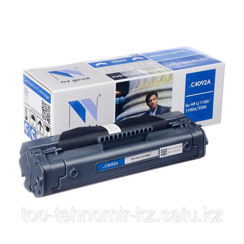 Картридж HP LJ 1100/1100A/3200 (C4092A) V-PRINT
