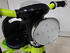 Трехколесный велосипед с фарой и музыкой, фото 8