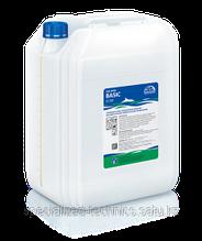 Слабощелочное низкопенное концентрированное средство для мытья полов - Dolphin Basic 10 л