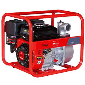 Мотопомпа бензиновая  PG 600 c двигателем Fubag 600 л/мин 26 м