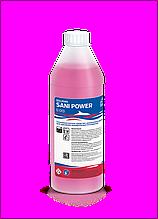 Срество усиленного действия для удаления цемента, ржавчины, известкового налета - Sani Power 1 л