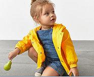 Ветровка - дождевик  для девочки, фото 3