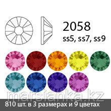 Swarovski Мегамикс №1, 810шт