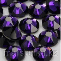 """Swarovski Purple Velvet из """"Мегамикс №1"""", 90шт"""