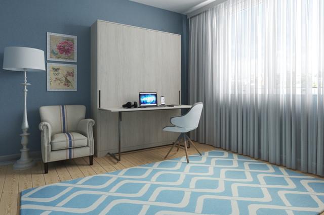 Шкаф-кровать-стол трансформер