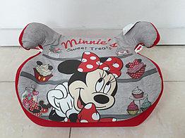 Новый Бустер. Детское автомобильное сидение. Minnie Mouse.